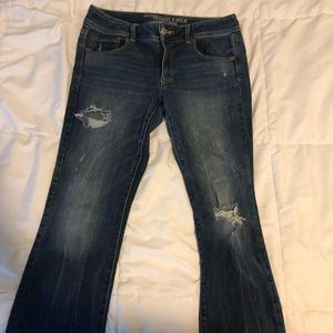 American Eagle Kick Boot Jeans Regular length